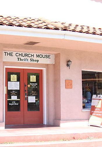 Church Mouse Sonoma Thrift Center Agua Caliente